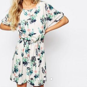 YAS botanic dress ( ASOS )
